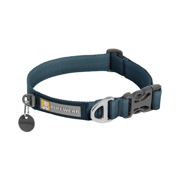Ruffwear Front Range Dog Collar (Blue Moon)