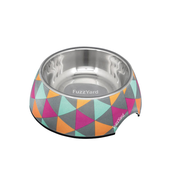 FuzzYard Easy Feeder Dog Bowl (Fuzzyard Pop)