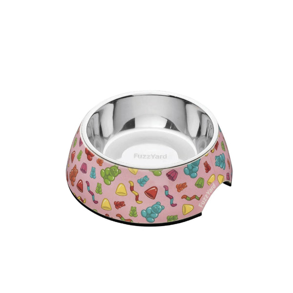 FuzzYard Easy Feeder Dog Bowl (Jelly Bears)