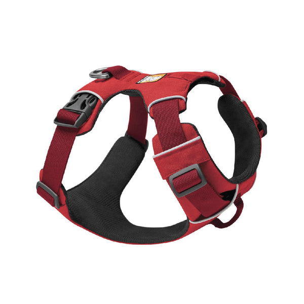 Ruffwear Front Range Dog Harness (Red Sumac)
