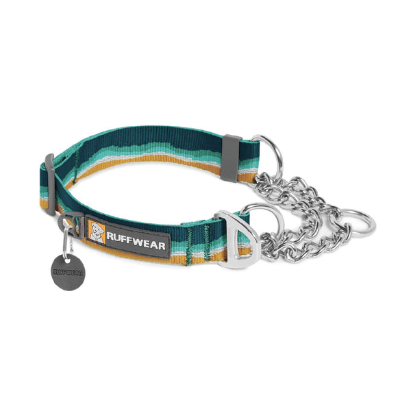 Ruffwear Chain Reaction Dog Collar (Seafoam)