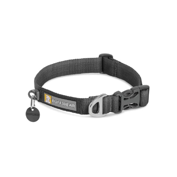 Ruffwear Front Range Dog Collar (Twilight Grey)