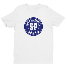 Load image into Gallery viewer, Smalltown Poets Classic Logo Shirt - Gold or White