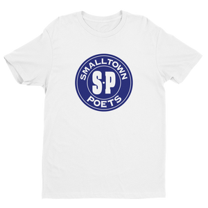 Smalltown Poets Classic Logo Shirt - Gold or White