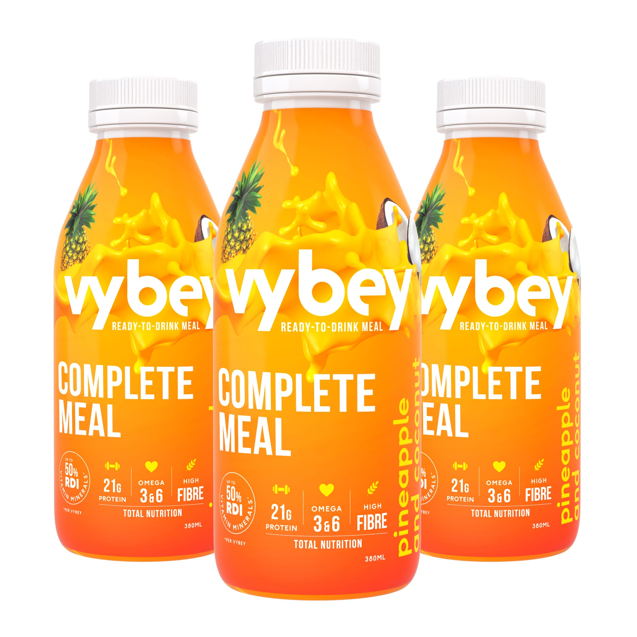 Complete Meal Drink Pineapple & Coconut