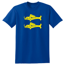 Blue Barracudas Legends of the Hidden Temple Shirt