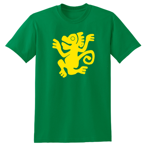 Green Monkeys Legends of the Hidden Temple Shirt