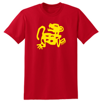 Red Jaguars Legends of the Hidden Temple Shirt