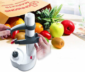 Multifunctional electric automatic peeler