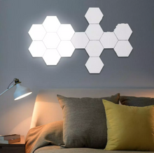 Load image into Gallery viewer, Hexagon Touch Sensitive lights