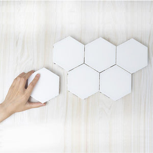 Hexagon Touch Sensitive lights