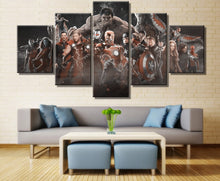 Load image into Gallery viewer, Marvel Legends Five Panel Canvas Wall Art - Home Decor