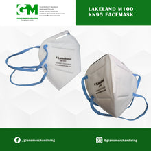Load image into Gallery viewer, M100 KN95 Particulate Respirator ( 50 pcs )