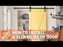 Load and play video in Gallery viewer, Soft Close Sliding Barn Door Mechanism MM-20T