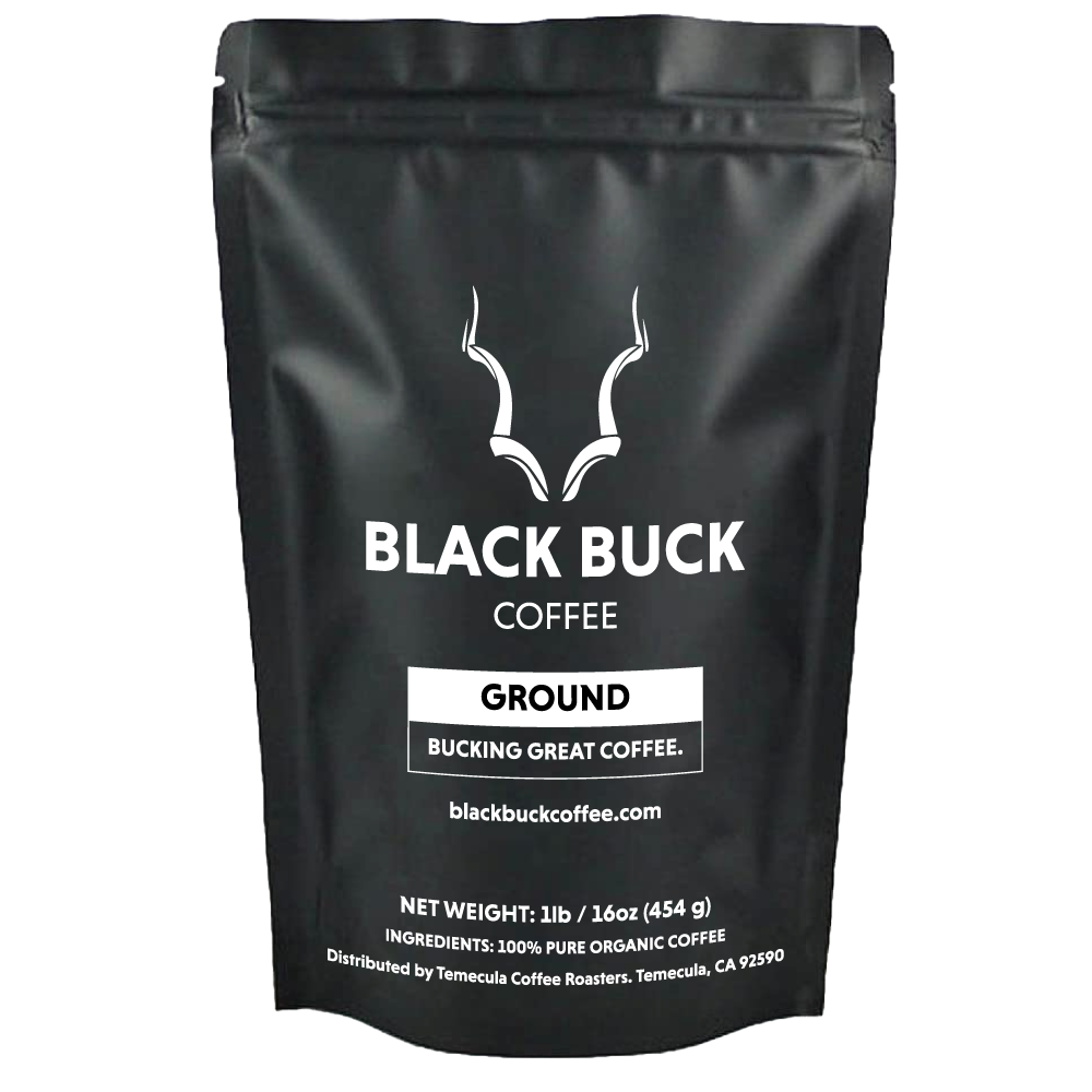 Black Buck Coffee - Ground