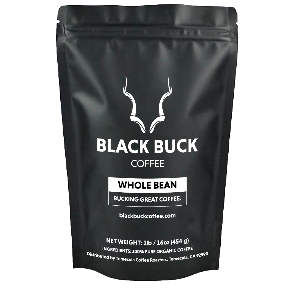 Black Buck Coffee - Whole Bean