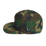 Buck Off Snapback Hat