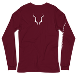 Black Buck Coffee Logo Long Sleeve Tee