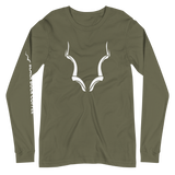 Black Buck Coffee Long Sleeve Tee