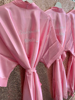 Adult Light Pink Robe