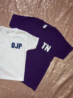 Initial Tops (age 1 - 4)