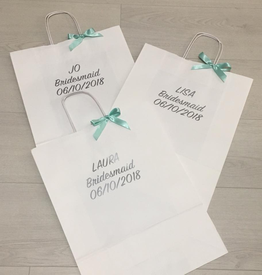 Large Paper Gift Bags