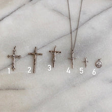 Load image into Gallery viewer, Vintage Cross Necklace