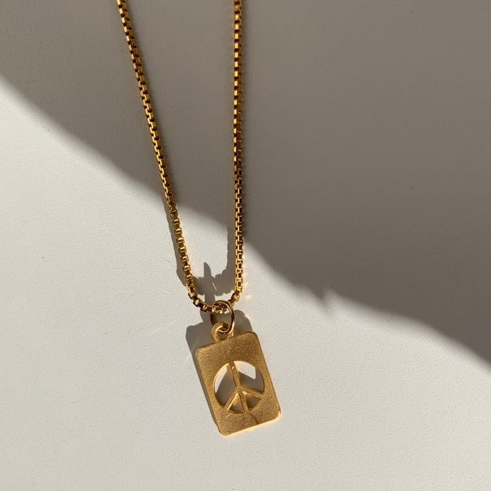 Lennon Necklace