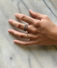 Load image into Gallery viewer, Michaella Cuban Link Ring