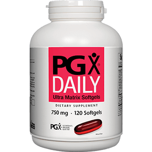 PGX Daily 120 Softgels