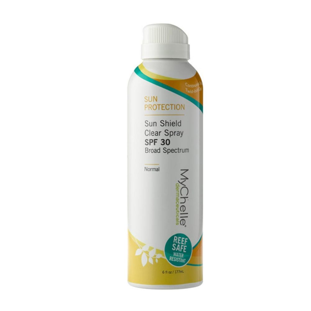 Load image into Gallery viewer, Sun Shield Clear Spray - SPF 30
