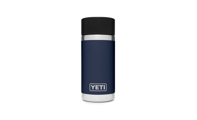 YETI RAMBLER 12 OZ BOTTLE WITH HOTSHOT CAP