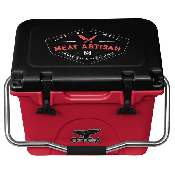 Meat Artisan ORCA Cooler 20 Quart