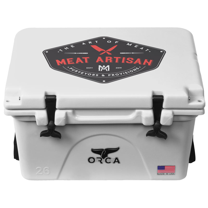 Meat Artisan ORCA Cooler 26 Quart
