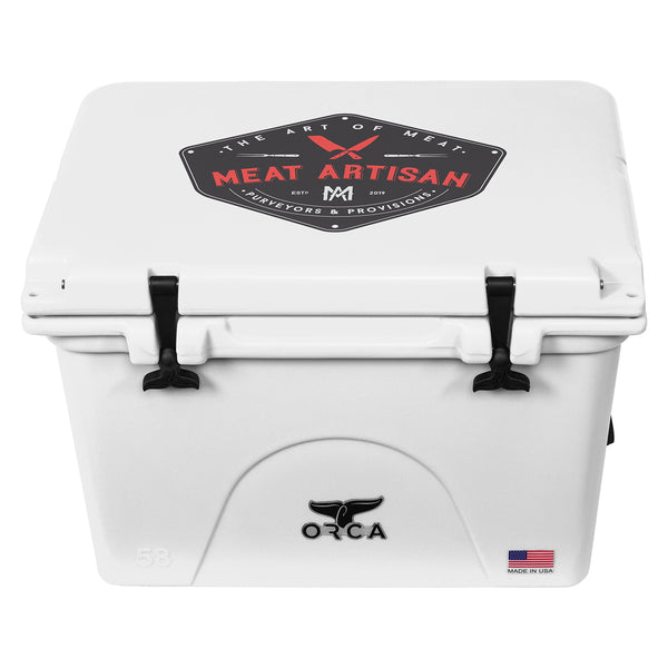 Meat Artisan ORCA Cooler 58 Quart