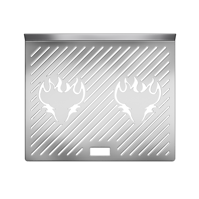 Blazing Bull Grill Grate - Top View