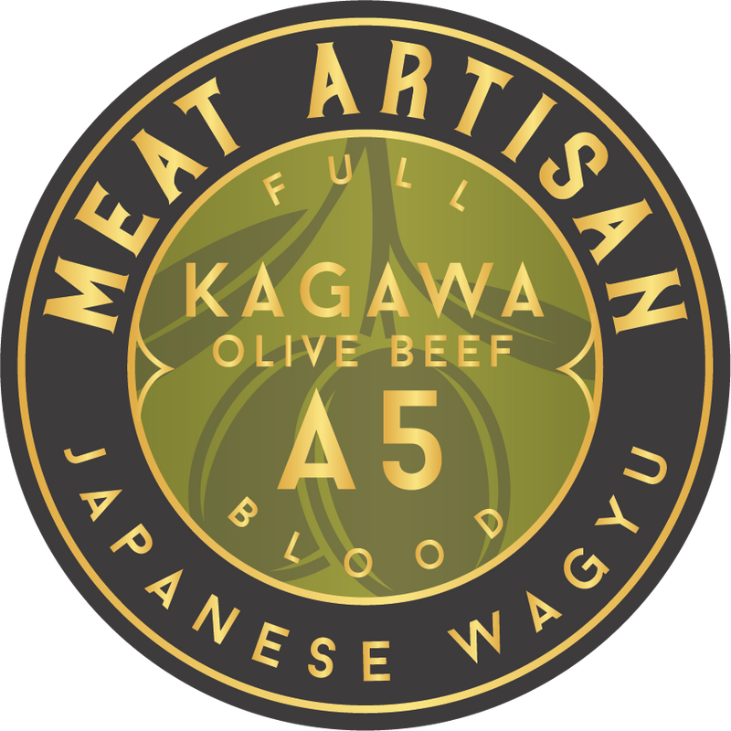Japanese Wagyu Olive Beef A5 New York Strip