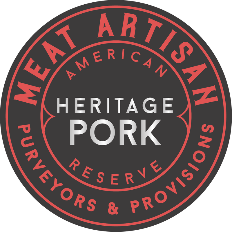 Heritage Pork Uncured Applewood Bacon - 2-14