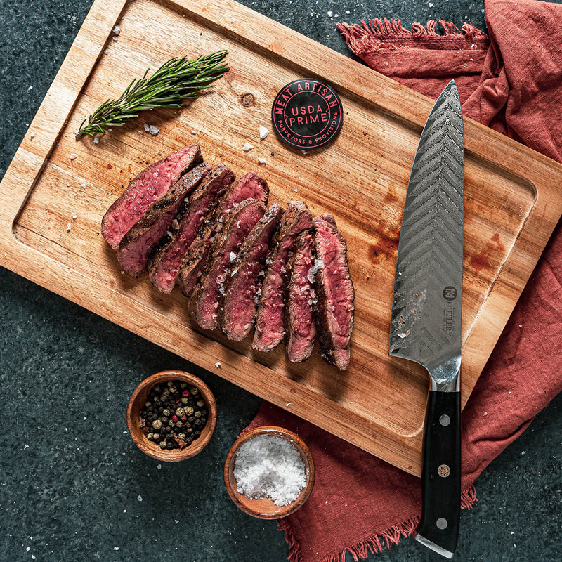 USDA Prime Flat Iron Steak