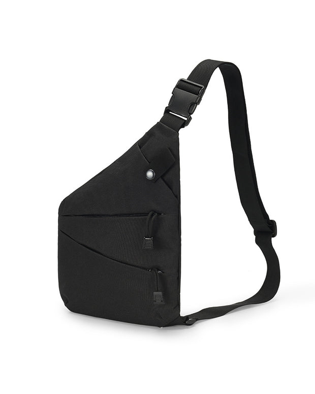 Outdoor Solid Color Waist Bag