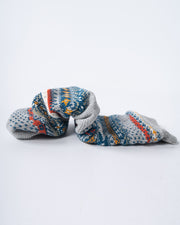 Multicolor Skinny Knitted Socks