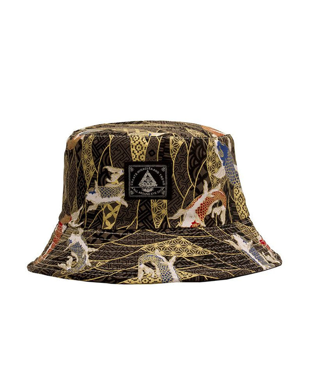 Hip Hop Tide Double-sided Fisherman Hat