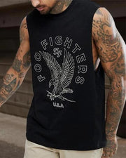 Eagle Printing Sleeveless Printing Tanks