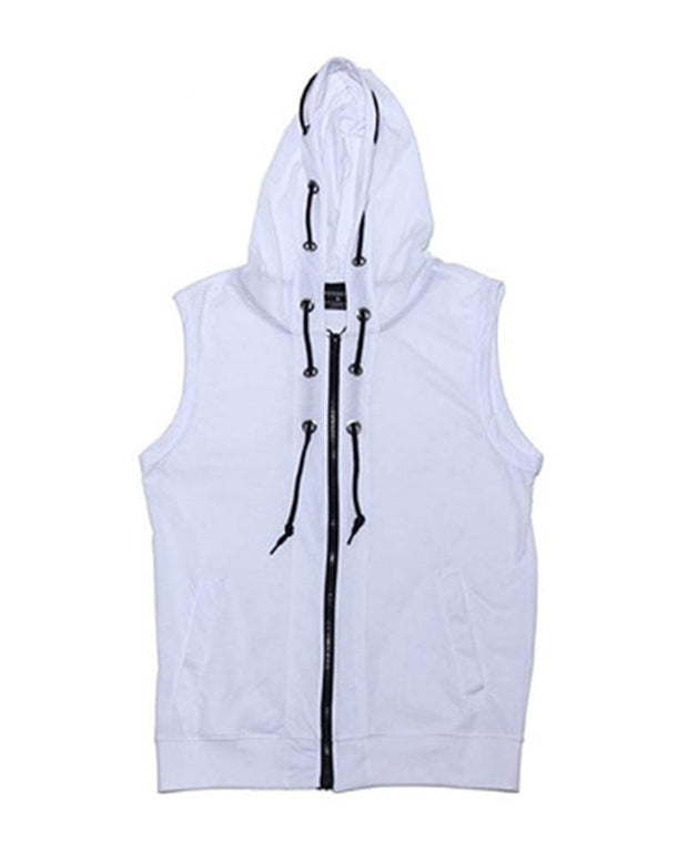 Men's Hooded Bandage Vest