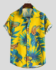 Hawaii All Over Print Short Sleeve T-shirt