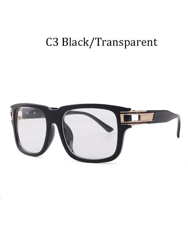 Retro Tide Square Frame Sunglasses