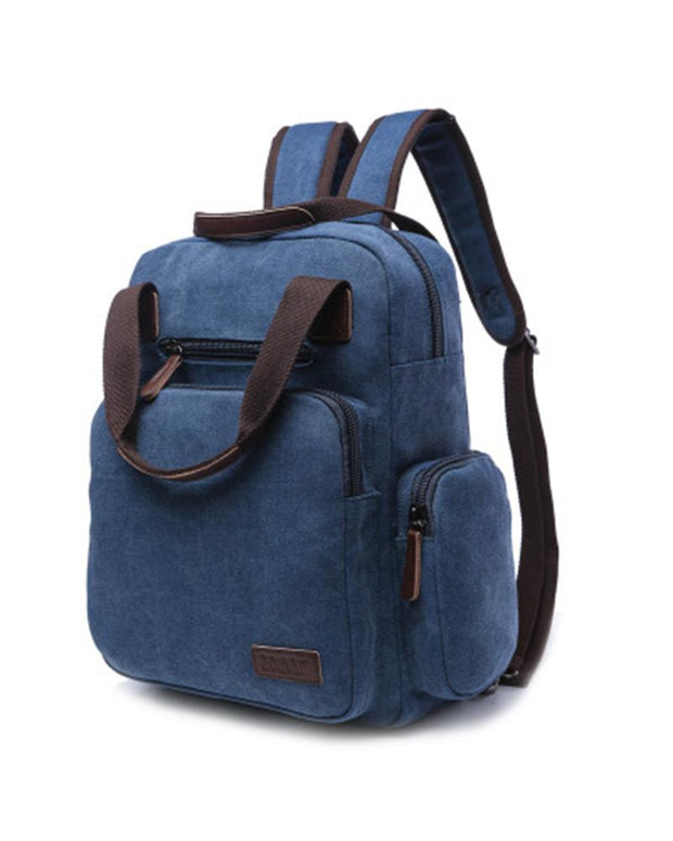 Colorblock Right Laptop Big Backpack