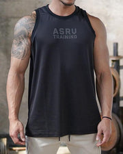 Round Neck Gym Tank Top