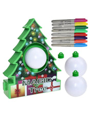 Homemade Christmas Educational Toys Trees