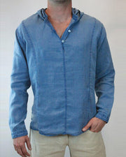 Solid Loose Long Sleeve Shirts